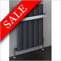 Eastbrook DR - Malmesbury 600 x 375mm Aluminium Radiator