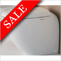 Pozzi Ginori - Easy WC seat with soft close hinges
