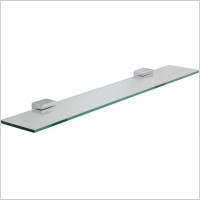 Roper Rhodes - Horizon Toughened Clear Glass Shelf