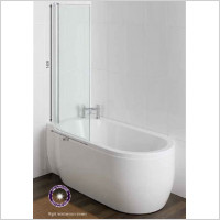Carron Baths - Advantage Showerscreen 6mm Easy Clean