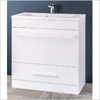 Eastbrook - Oslo 1000mm Basin Unit With Internal Drawer