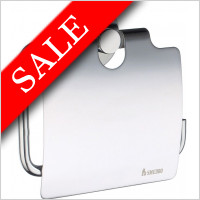 Smedbo - Home Toilet Roll Holder With Cover