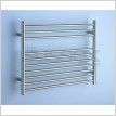 Newick Cylindrical Electric Towel Rail 600x750mm