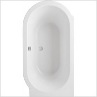 Carron Baths - Advantage Deep Bath 1500 x 700/800 x 500mm 5mm LH