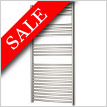 Premier XL Curved Towel Warmer - 1800 x 600mm