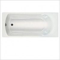 Carron Baths - Arc Single Ended Bath 1500 x700 x 400mm 5mm
