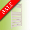 Elegance Plana Towel Warmer 800 x 500mm