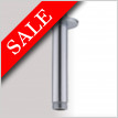 Round Fixed Ceiling Arm 200mm