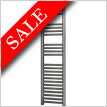 Premier XL Slimline Towel Warmer - 600 x 300mm