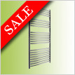 Elegance Radius S Towel Warmer 1120 x 600mm