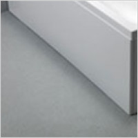 Carron Baths - Quantum Front Bath Panel 1600 x 515mm-Carronite