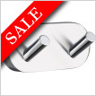 Home Double Towel Hook Length 90mm