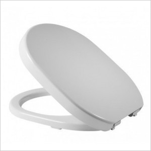 Zest 500mm Soft-Closing Toilet Seat
