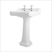 Shires - Waverley Edwardian Basin 610 x 510mm 2TH