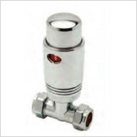 Radox - TRV Angled Valve Pack - Includes TRV & Lockshield