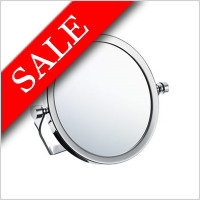 Smedbo - Outline Travel Mirror 152mm diameter