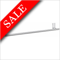 Smedbo - Pool Single Towel Rail Length 630mm