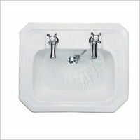 Shires - Waverley Victorian Basin 610 x 510mm 2TH