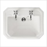 Shires - Waverly Vanity Basin 54cm 1TH