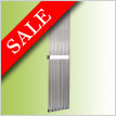 Elegance Viento Towel Warmer 1800 x 410mm