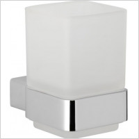Roper Rhodes - Horizon Frosted Glass Toothbrush Holder