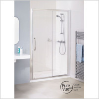 Lakes - Classic Semi Framed Slider Door 1500mm