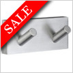 House Double Towel Hook Length 90mm