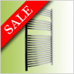 Elegance Radius Towel Warmer 1120 x 480mm