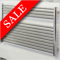 Radox - Premier XL Flat Horizontal Towel Warmer - 600 x 1000mm