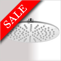 Vessini - Round Shower Head 300mm