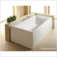 Carron Baths - Super Strong 700 x 515mm End Bath Panel Carronite
