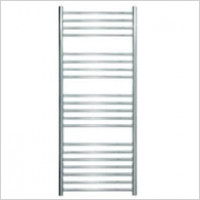 Jis - Ashdown Cylindrical Electric Towel Rail 1250x520mm