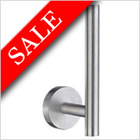 Smedbo - Home Spare Toilet Roll Holder Height 140mm