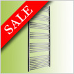Elegance Radius Towel Warmer 1700 x 480mm