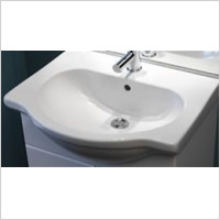 Eastbrook - Madrid 600mm 1 Tap Hole Ceramic Top