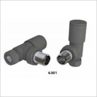 Eastbrook - Angled Radiator Valve - Pair