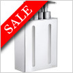 Outline Wall Mounted Soap Dispenser 210mm 2 Containers