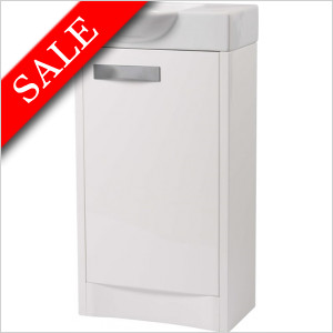 Mia 450mm Cloakroom Unit