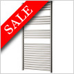 Premier XL Flat Towel Warmer - 1200 x 500mm