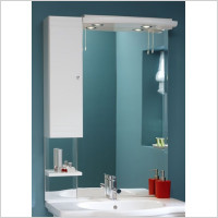 Eastbrook - Diamante 600mm Mirror
