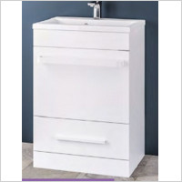 Eastbrook - Oslo 580mm Basin Unit With Internal Drawer