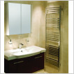 Quebis Towel Warmer - 1100 x 400mm