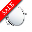 Outline Travel Mirror 152mm diameter