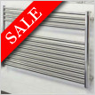 Premier XL Flat Horizontal Towel Warmer - 600 x 1000mm