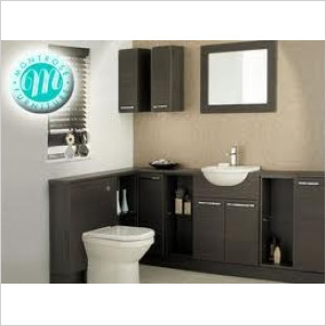 Montrose Fitted Bathroom Furniture