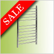 Elegance Profile Towel Warmer 700 x 600mm