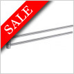Home Swing Arm Towel Rail Length 440mm