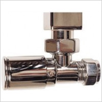 Eastbrook - Angle Radiator Valve-pair