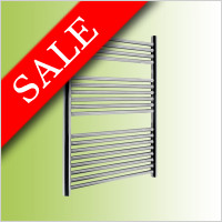 Abacus - Elegance Linea Towel Warmer 750 x 600mm