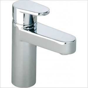 Stream Basin Mixer With Click Waste